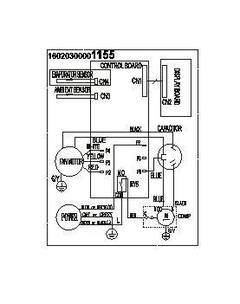 ge air conditioner wiring diagram frigidaire - 12000-btu 115v window-mounted compact air ...
