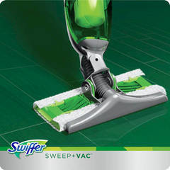 Swiffer Sweeper Floor Mop Starter Kit By Office Depot