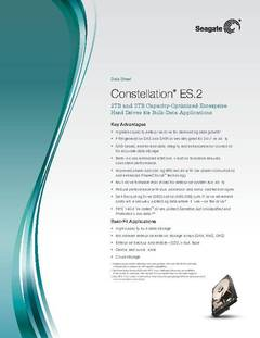 Constellation® ES.2 Data Sheet - opens PDF