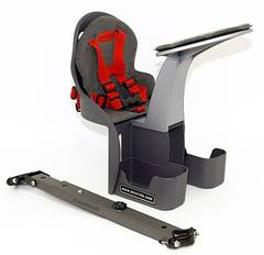 WeeRide Classic Baby Bike Seat for as young as 9 months