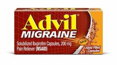 ... See product page Advil® Migraine ...