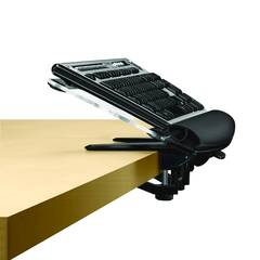 I-Spire Series™ Desktop Edge Keyboard Lift - Black