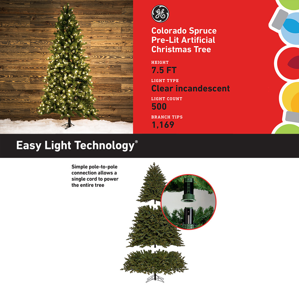this image represents the technology and is not representative of the actual tree type - Type Of Christmas Trees