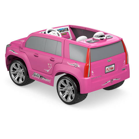 the power wheels barbie cadillac escalade cdd13 the power wheels barbie cadillac