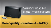 Bose® SoundLink® Air digital music system