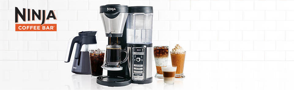 ninja coffee bar™ coffee maker with glass carafe : target