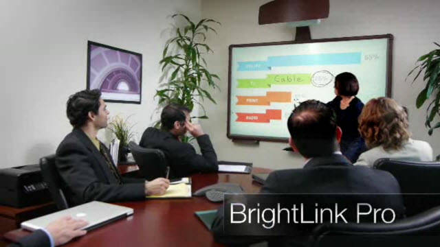 BrightLink Pro 1410Wi Overview
