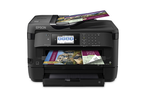 Epson® imprimante workforce wf 7710 tout en un c11cg37201 staples