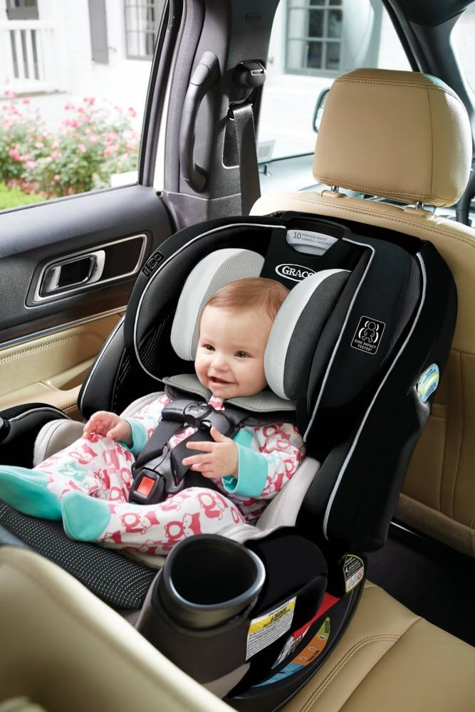 Graco 4ever All In One Car Seat With Extend2fit Clove