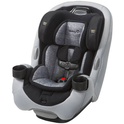 The Car Seat Built To Grow