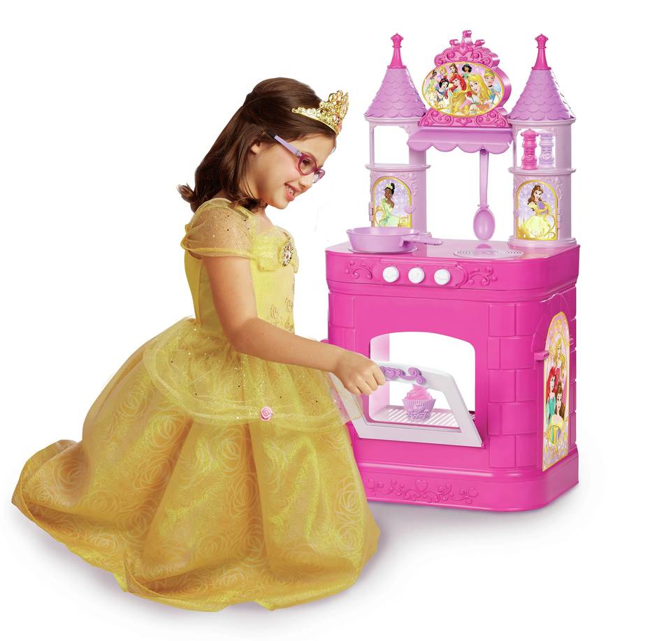 Disney Princess Magical Play Kitchen - Walmart.com