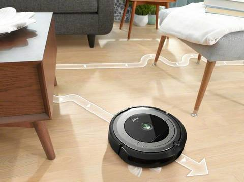 IRobot Roomba 690 Robotic Vacuum at Lowes com