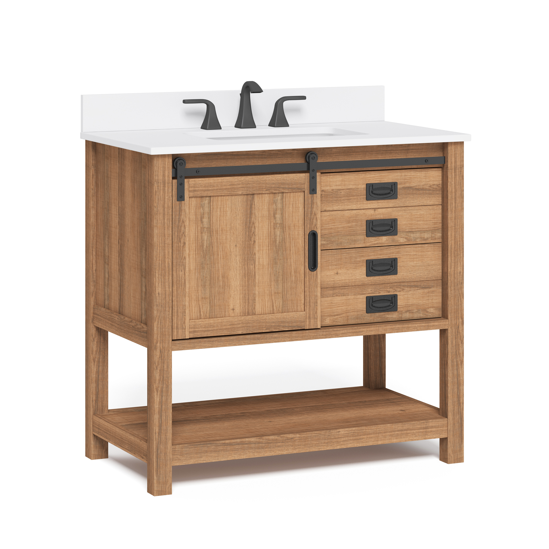 36 Inch Bathroom Vanity With Top Under 400 Image Of Bathroom And Closet