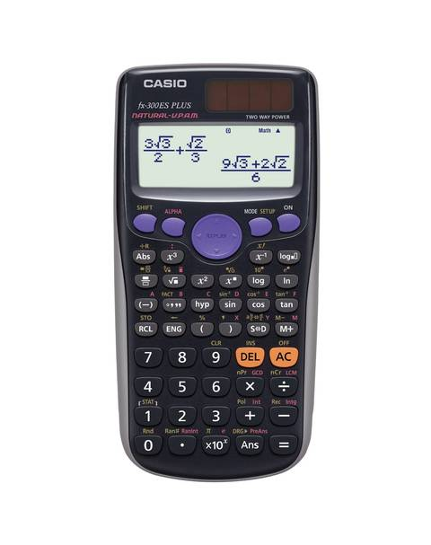 calculators target casioplus scientific calculator fx300es black