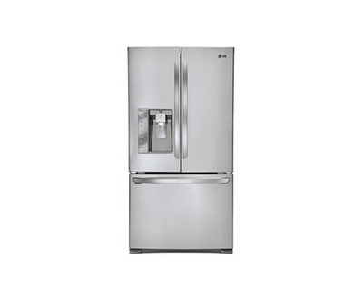 Ultra Large Capacity Counter Depth 3 Door French Door Refrigerator With  Smart Cooling Plus