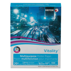Xerox® Vitality™ Multipurpose Printer Paper
