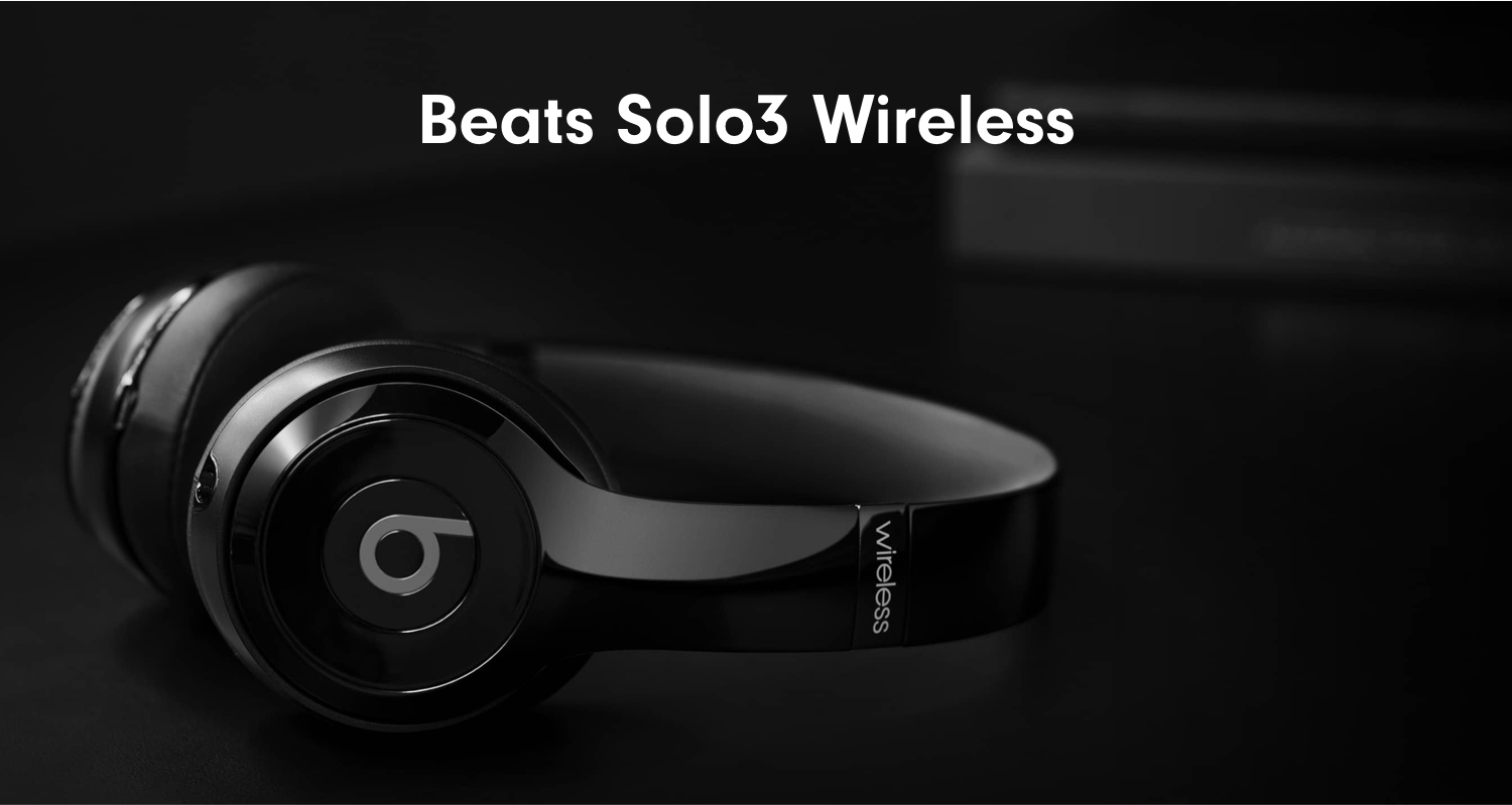 Beats Solo3 Wireless On Ear Headphones Verizon