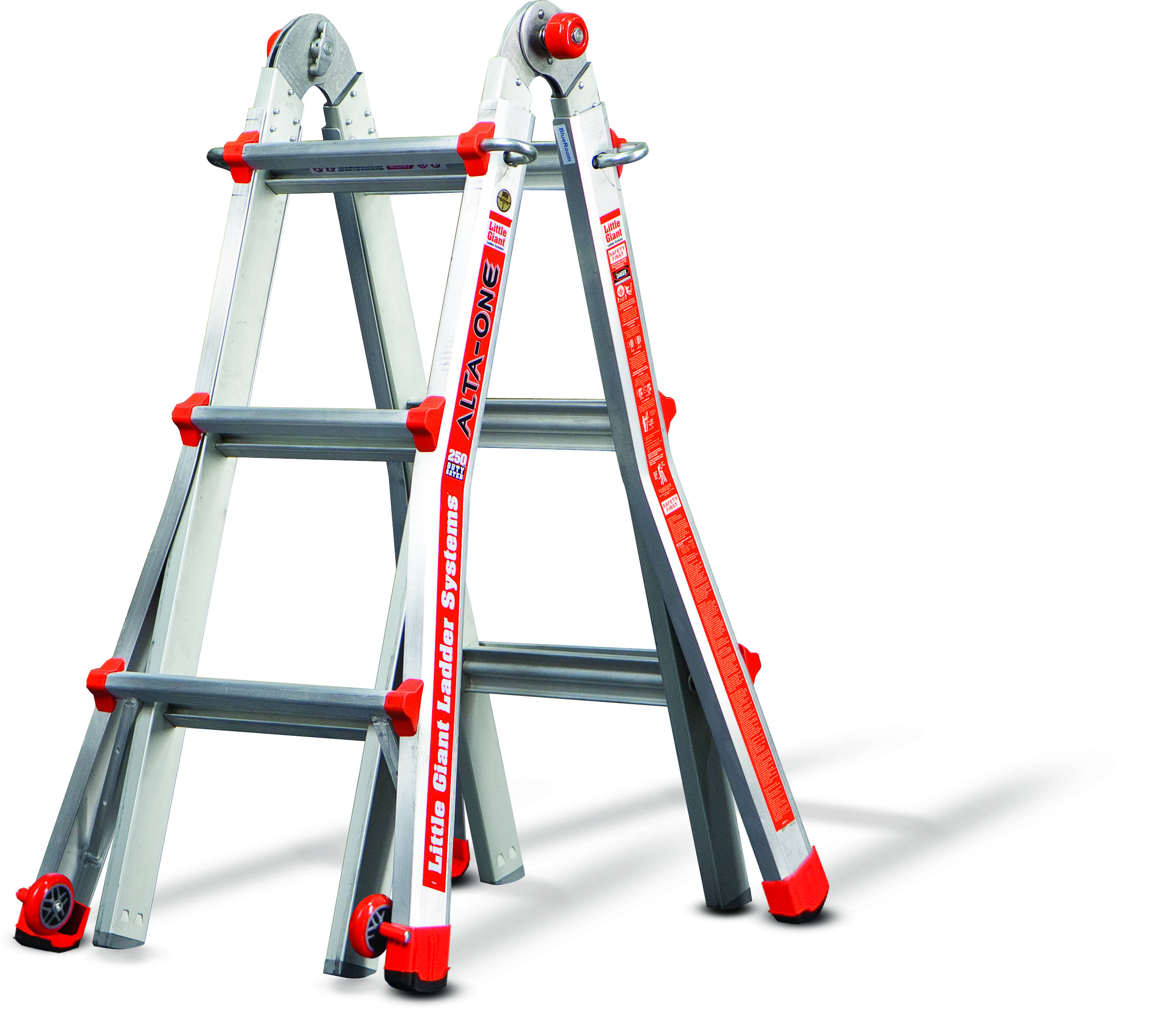 Little Giant Alta One Type 1 Model 22 Ladder Walmart Com