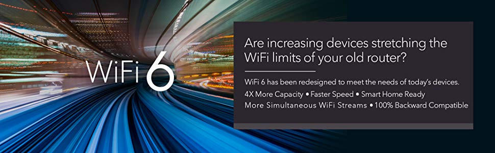 Introducing Wi-Fi 6 - The New Standard of WiFi