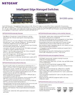NETGEAR M4300-96X - Starter Kit - switch - 48 ports - managed -  rack-mountable