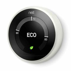 Nest Learning Thermostat, 3rd generation eco