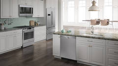 Bosch Kitchen with B21CL80SNS