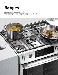 View Kitchen Experience & Design Guide -- Ranges PDF