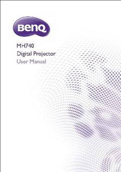 View MH740 User Manual PDF
