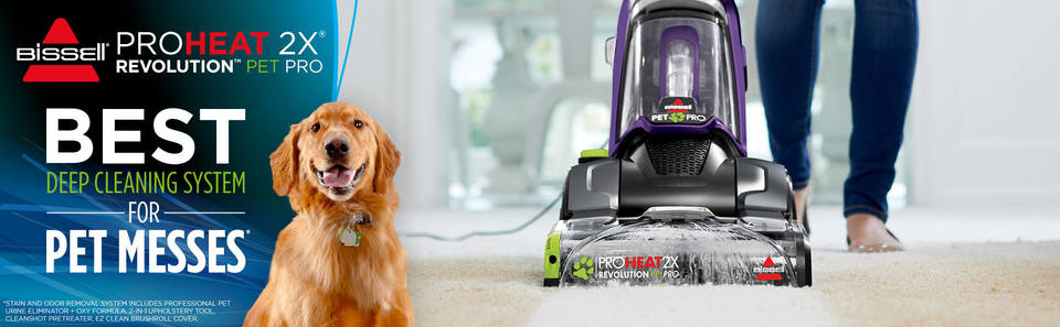 proheat 2x revolution pet pro banner
