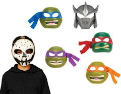 Teenage Mutant Ninja Turtles Deluxe Masks