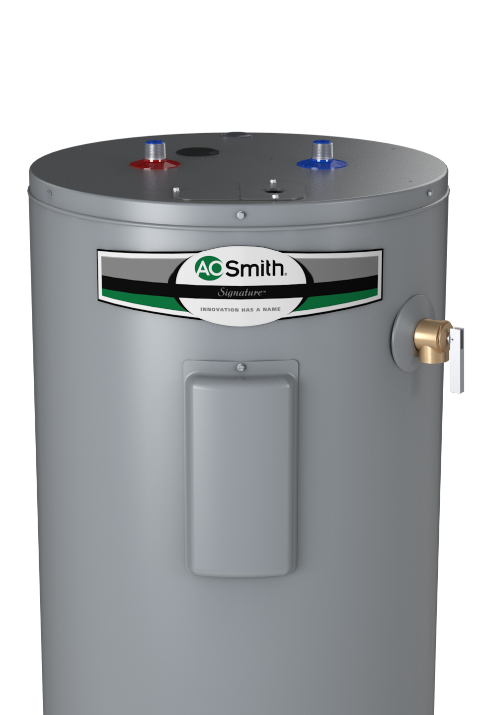 Shop Ao Smith Signature 50 Gallon Tall 6 Year Limited 4500 Watt Water Heater Wiring Diagram Standard Electric Series The Select