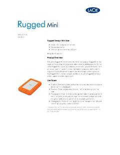 View  Rugged-Mini-Data Sheet PDF
