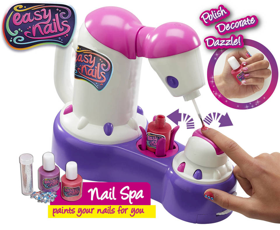Easy Nails Nail Spa | Kids | George at ASDA