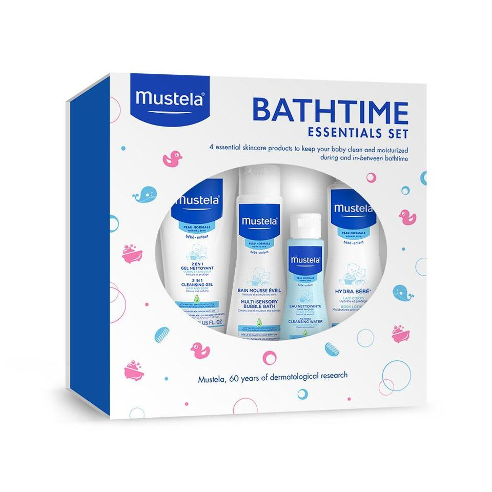 Mustela Bathtime Essentials Gift Set : Target