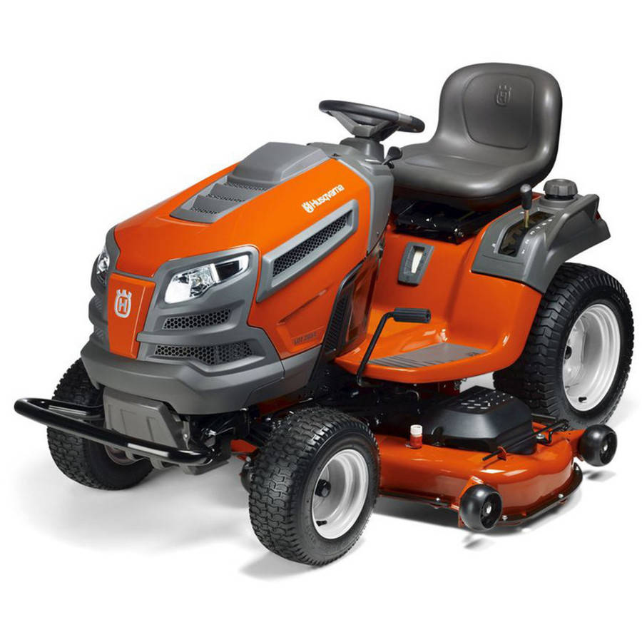 Husqvarna LGT2654 26-HP V-twin Hydrostatic 54-in Garden