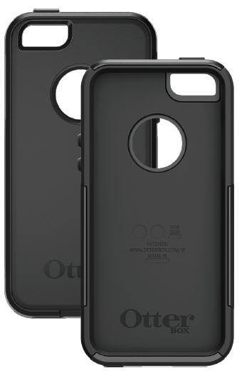 timeless design 5a3ff 8412b OtterBox® Commuter Series Case For Apple® iPhone® 5/5s, Black Item # 980377