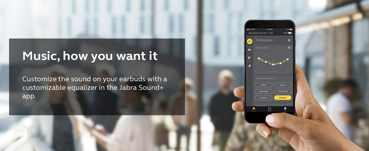 Jabra Elite Active 65t Wireless Earbuds | Earbuds | Electronics