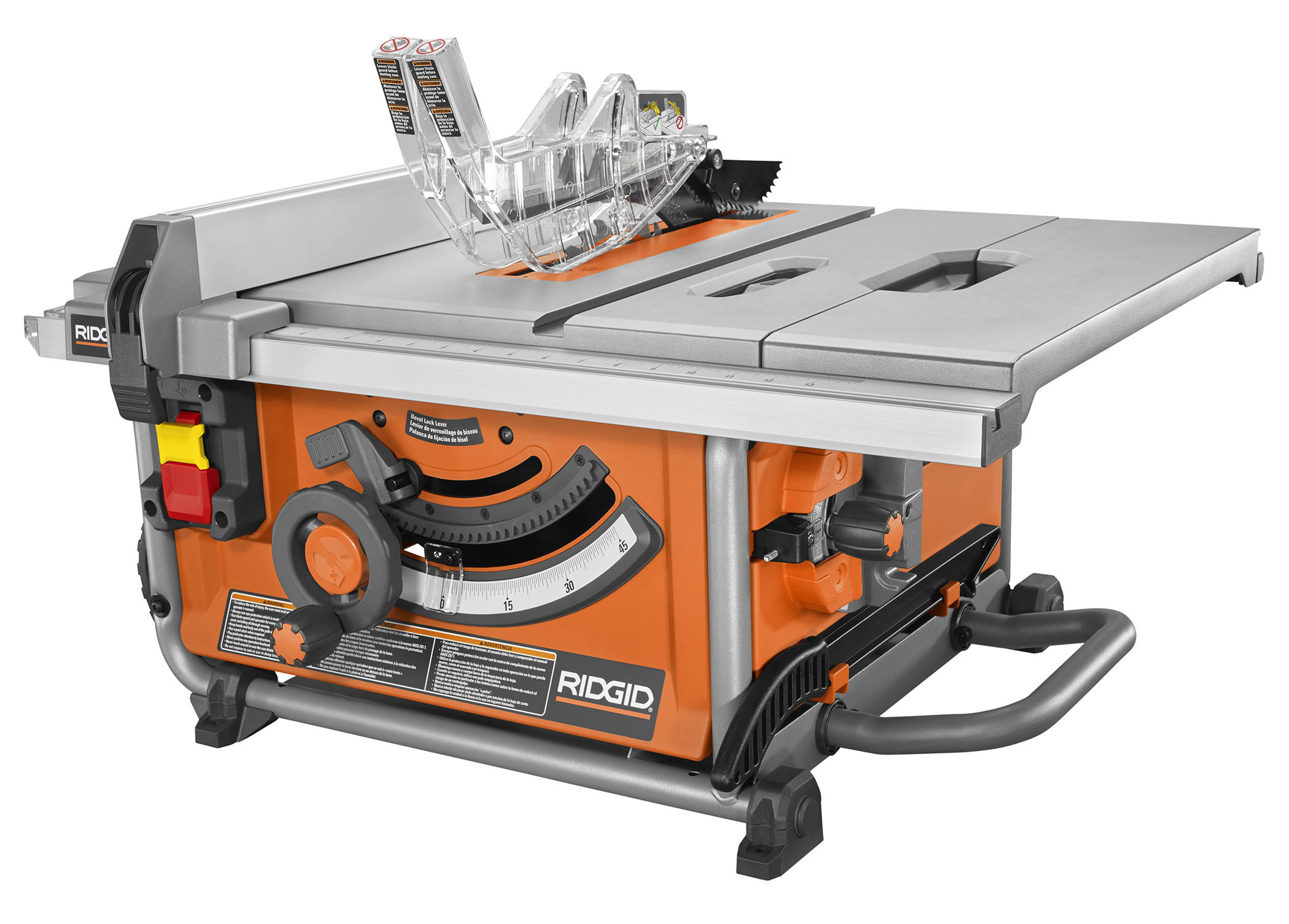 RIDGID 10 inch 15 and pact Table Saw
