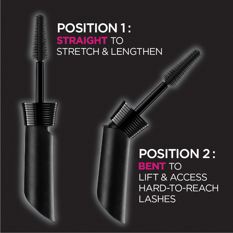 bf0764d842e L'Oreal Paris Unlimited Washable Mascara - 0.24 Fl Oz : Target