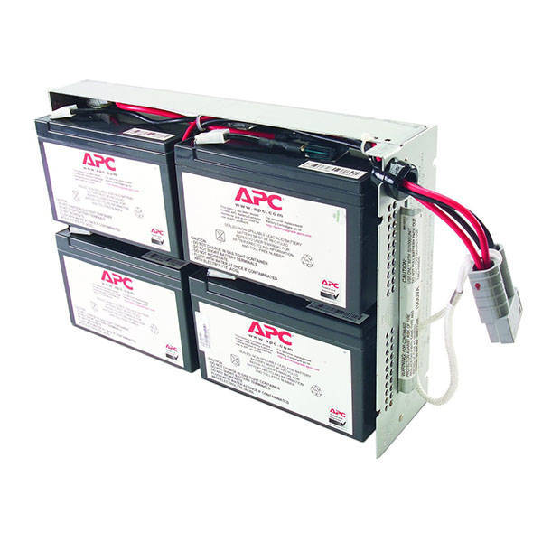 [ZSVE_7041]  APC Replacement Battery Cartridge #23 - UPS battery - lead acid -  Walmart.com - Walmart.com | Apc Rbc43 Wiring Diagram |  | Walmart.com