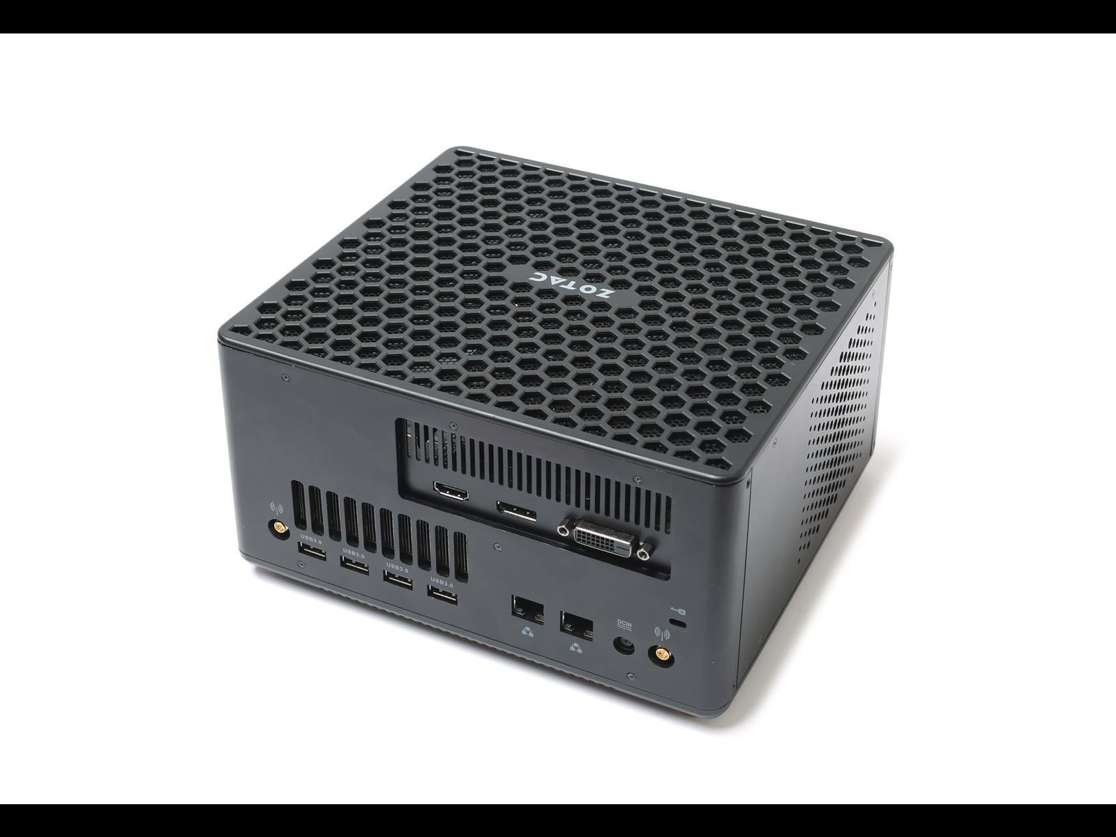ZOTAC ZBOX Magnus EK3105T Mini Core i3-7100H 8GB RAM GeForce GTX 1050 Ti
