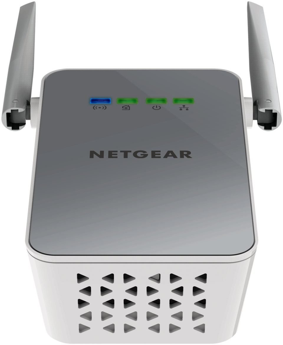 Netgear Powerline 1000 Homeplug Wi Fi Adapter Kit Plw1000100nas By Modem Wiring Diagram Product View Press Enter To Zoom In And Out