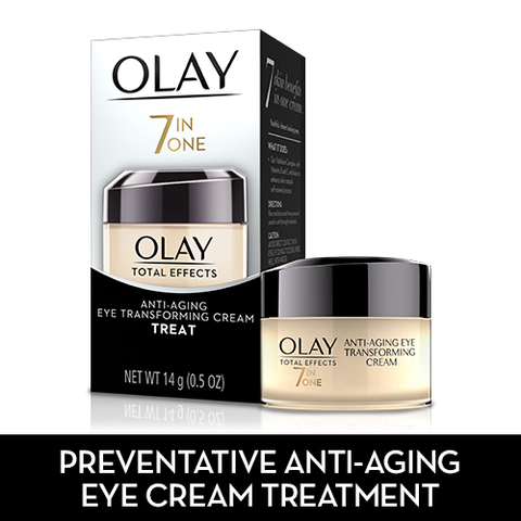 Olay Total Effects 7 In 1 Anti Aging Eye Transforming Cream 0 5