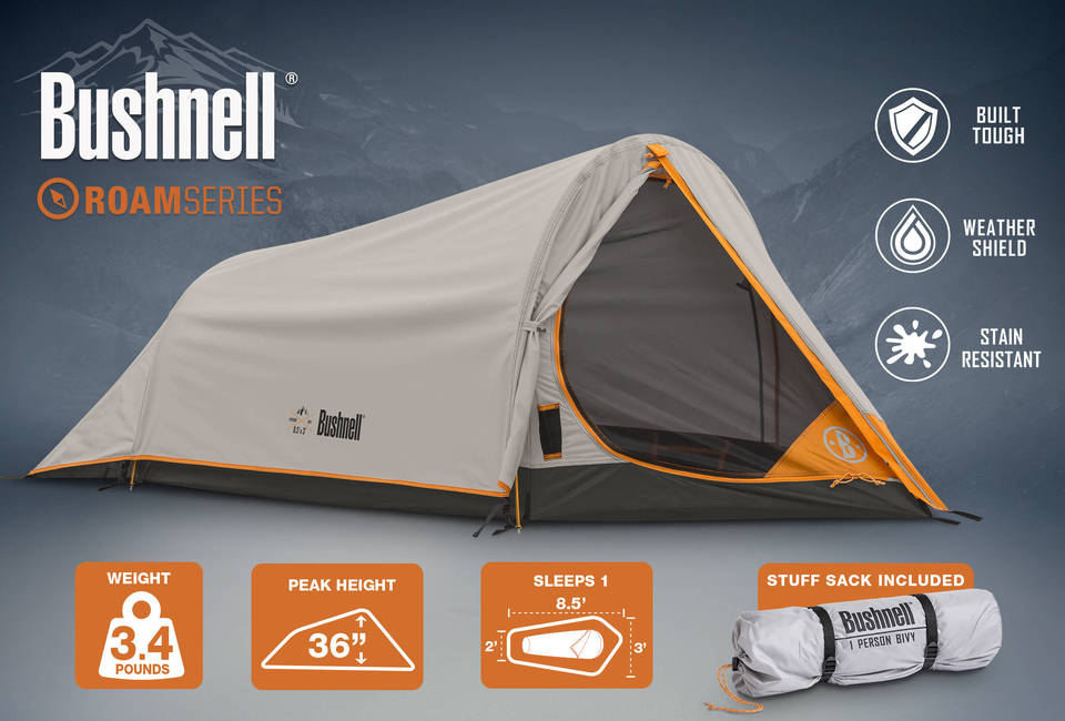 Features : 1 person backpacking tent - memphite.com