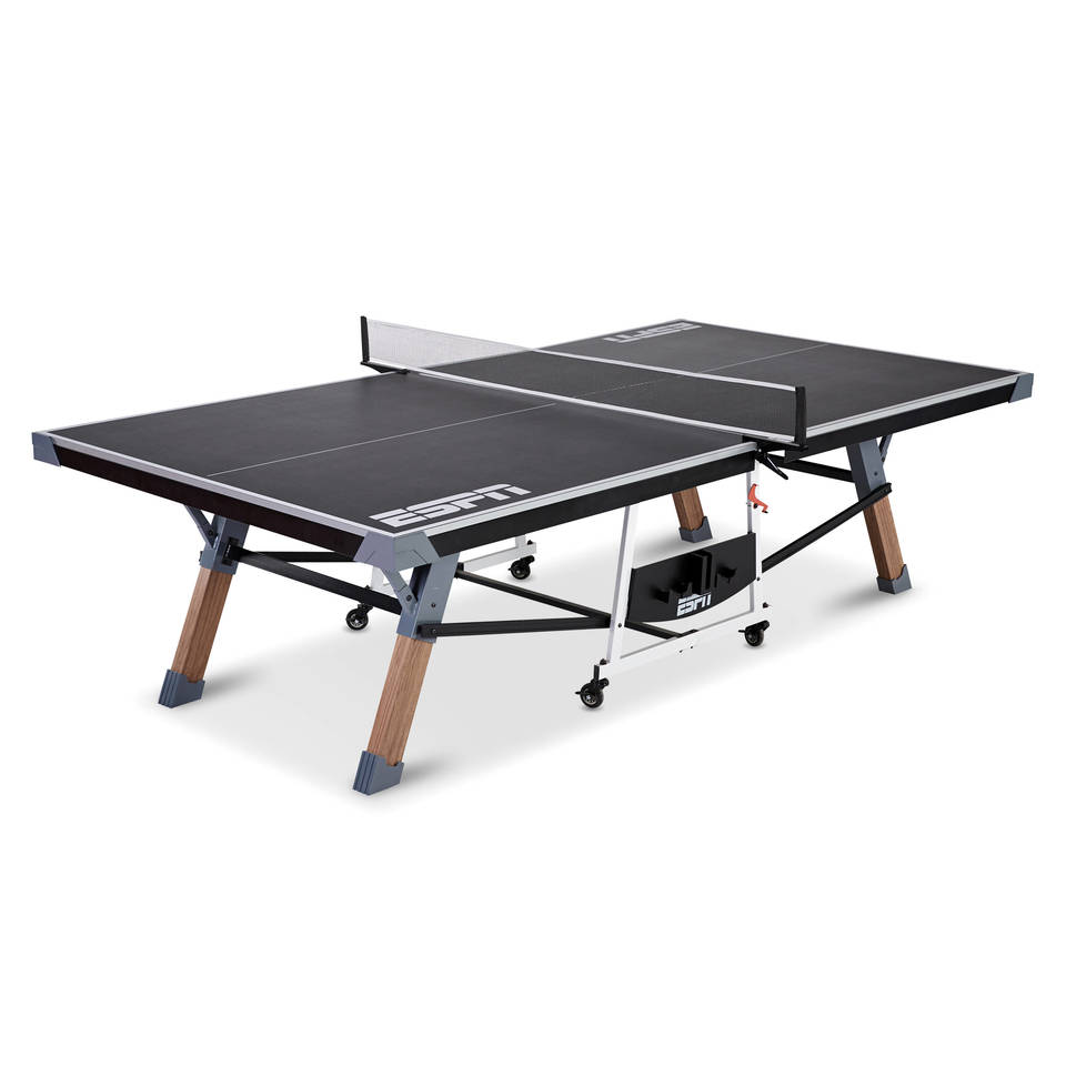 Delightful ESPN BELHAM COLLECTION   OFFICIAL SIZE TABLE TENNIS TABLE