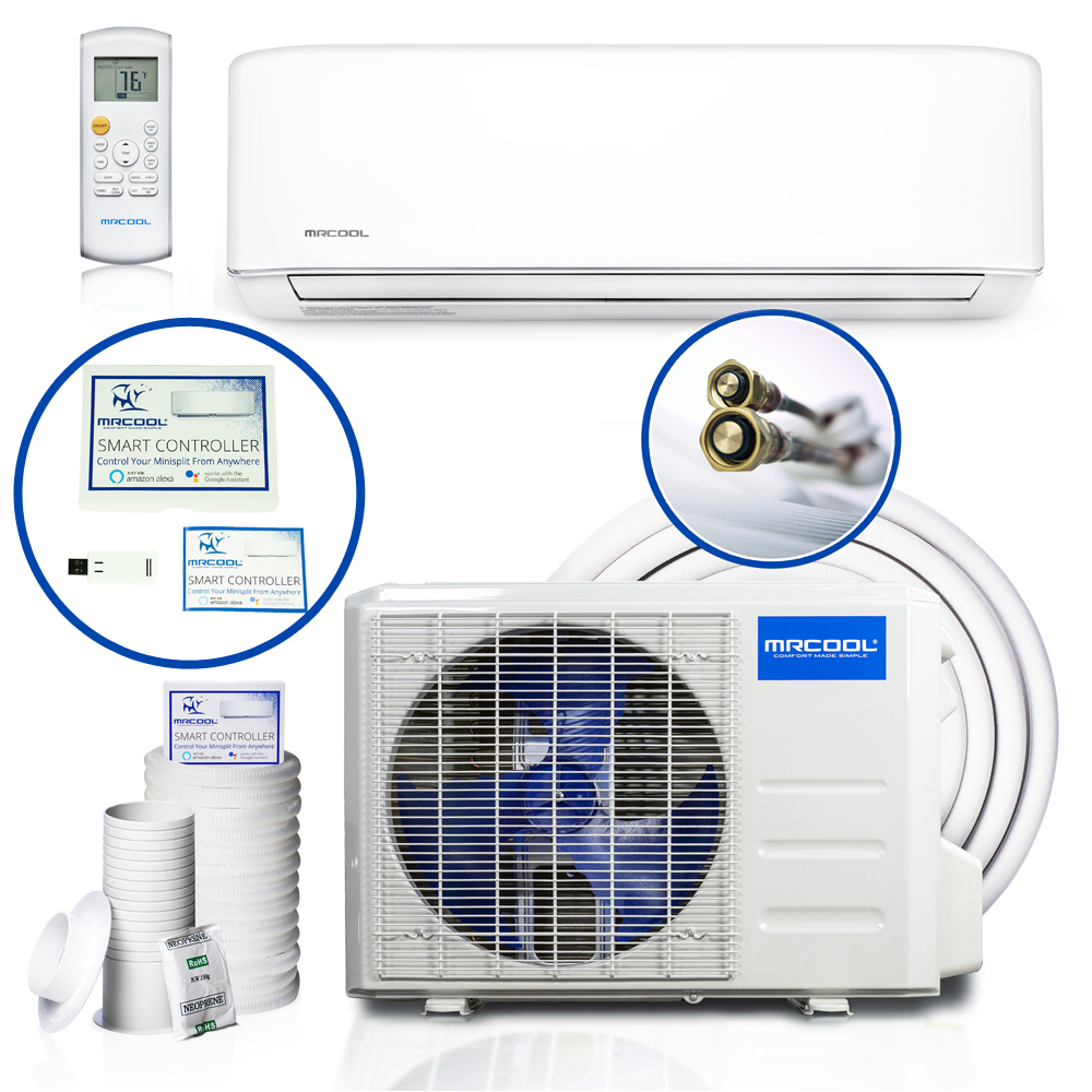 MRCOOL DIY 24,000 BTU Ductless Mini Split with Wireless