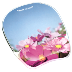 Photo Gel Pink Flowers