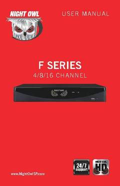View F Series Manual PDF
