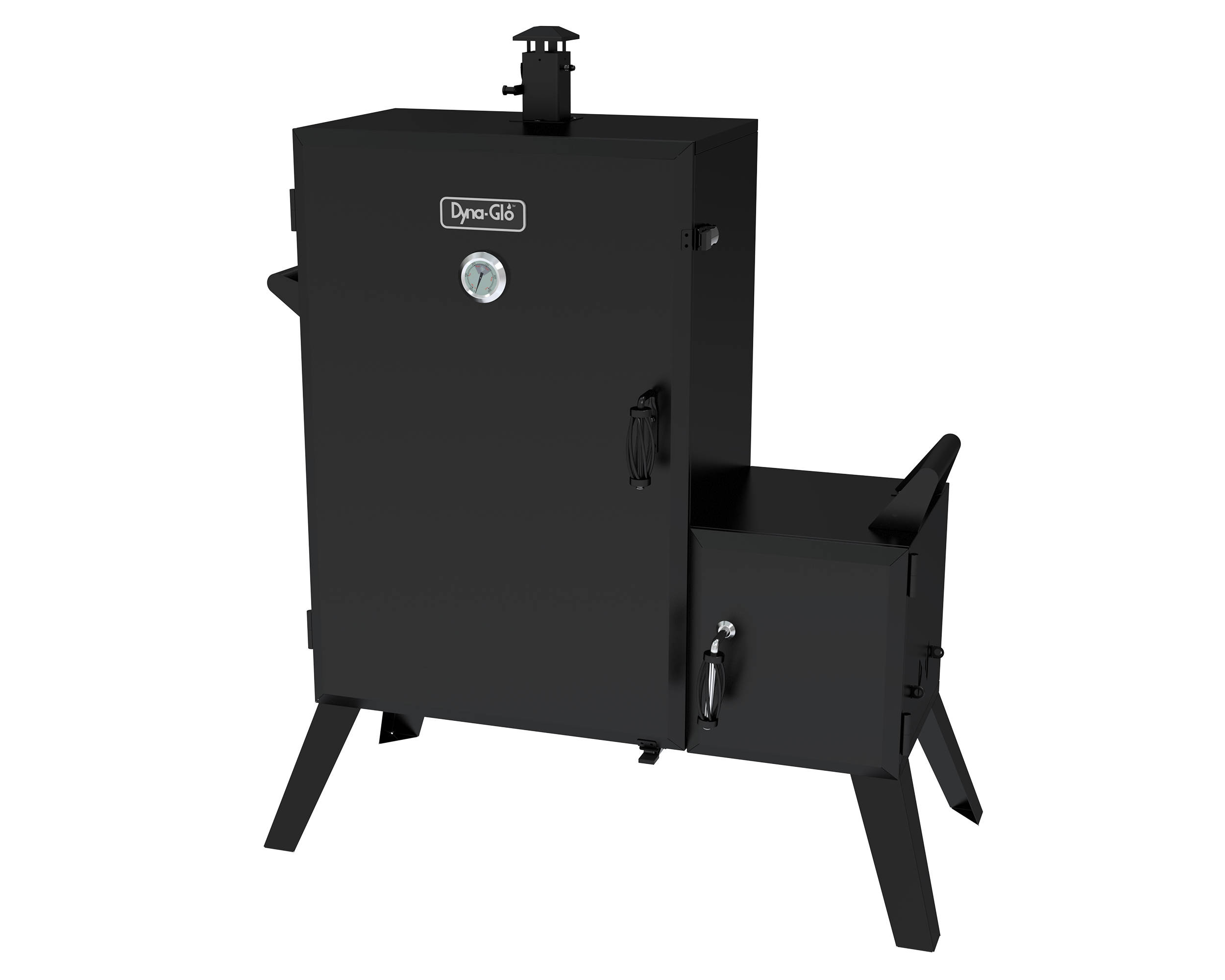 dyna glo propane smoker manual