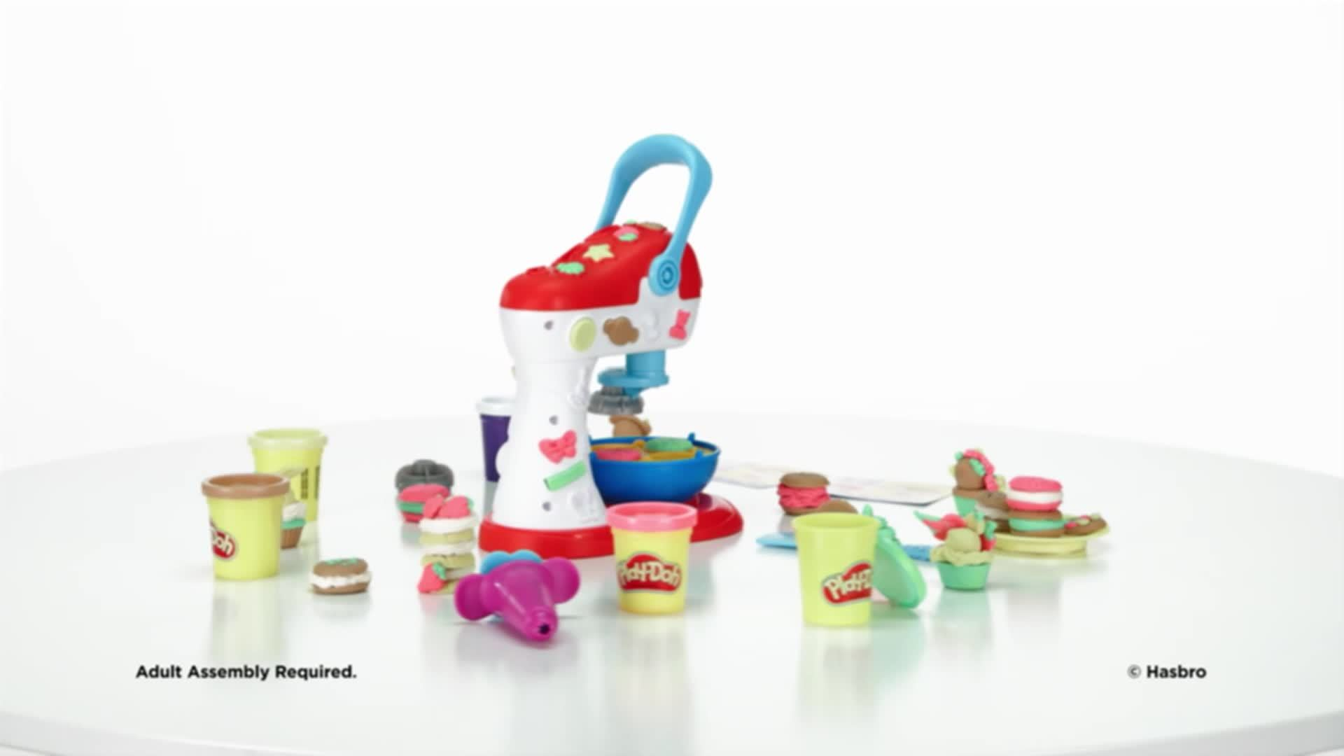 Play Doh Kitchen Creations Spinning Treats Mixer Target